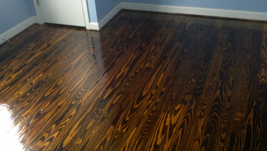 hardwood floor refinishing in bexley, oh