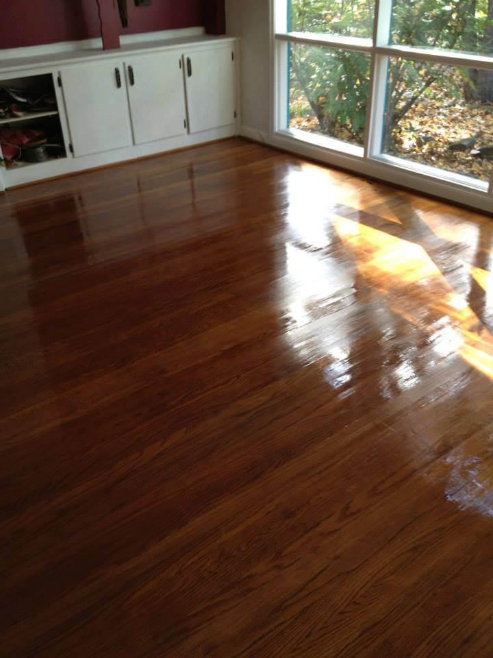 hardwood floor refinishing in worthington, oh