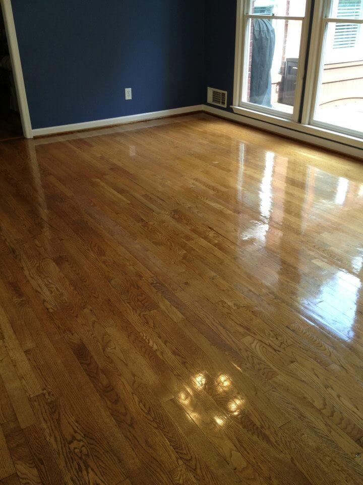 resurface wood floors in Bexley, OH