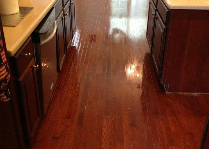 hardwood floor renewal in Columbus