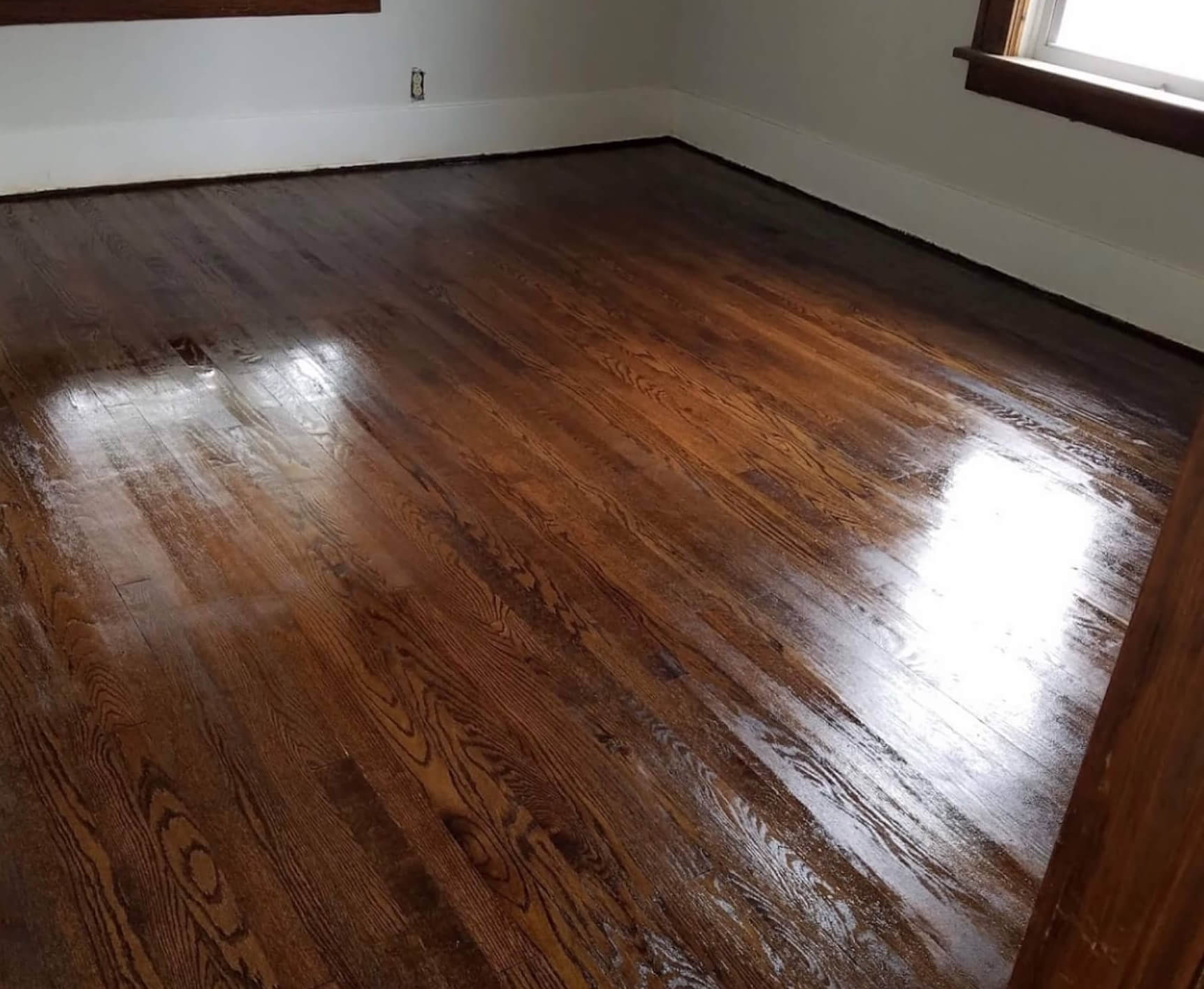 hardwood floor refinishing in dublin, oh